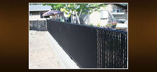 Chain Link Fence Vernon