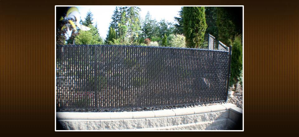 Galvanized Chain Link Fence Vernon