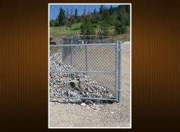 Commercial Fences Vernon